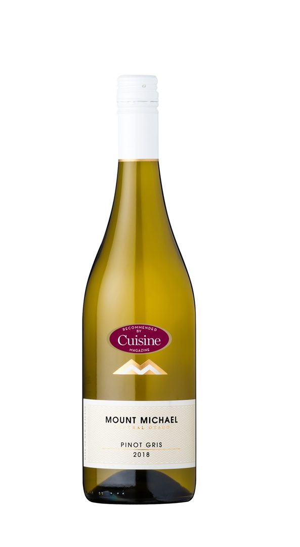 Mount Michael Pinot Gris 2018 (Central Otago)