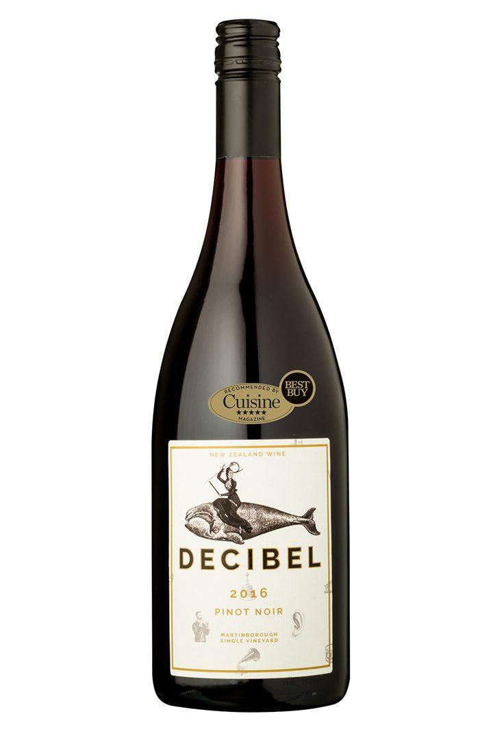 Decibel Martinborough Single Vineyard 2016 (Wellington)