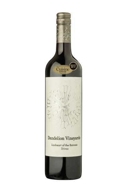 Dandelion Vineyards Lionheart of Barossa 2017 (Barossa Valley)