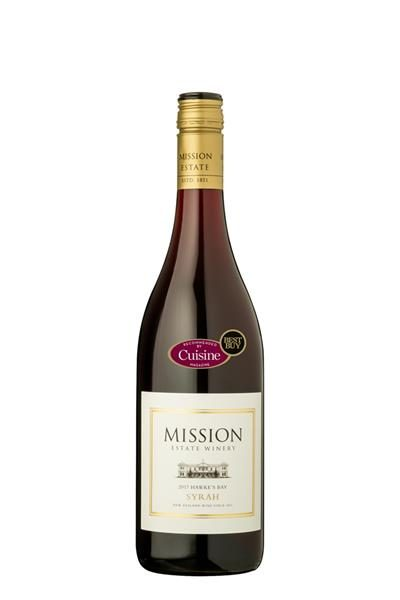 Mission Estate 2017 (Hawke's Bay)