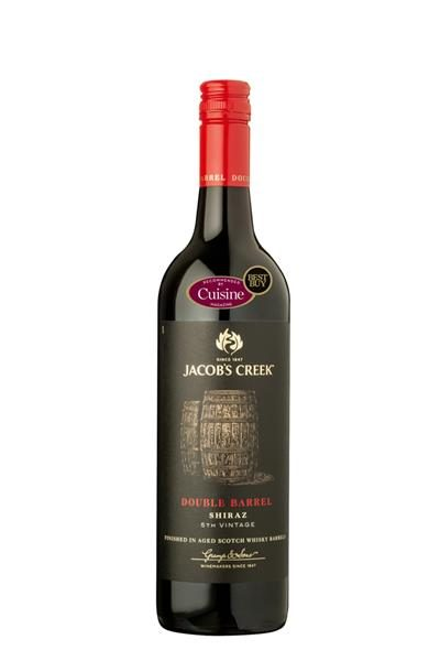 Jacob's Creek Double Barrel 2016 (Barossa Valley)