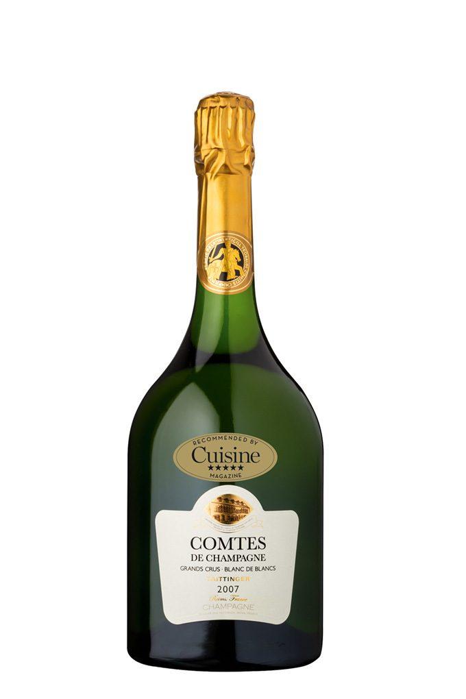 Taittinger Comtes de Champagne Blanc de Blancs Brut 2007