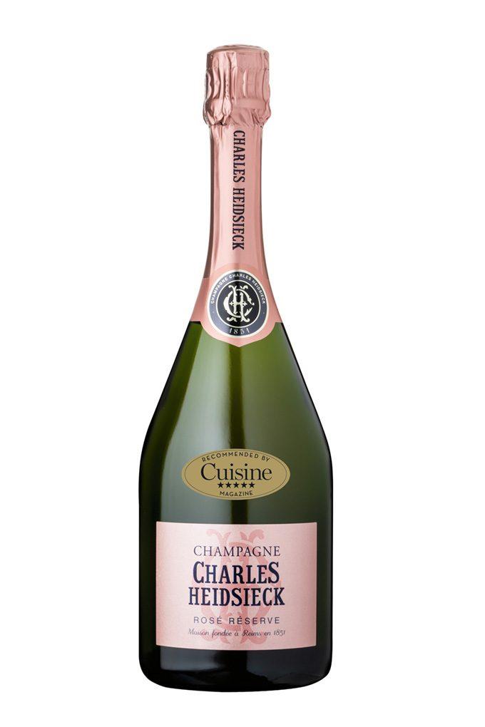 Charles Heidsieck Rosé Reserve Brut NV