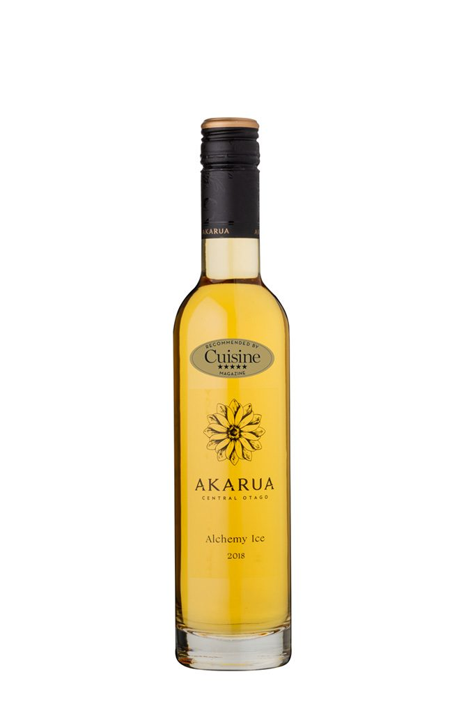 Akarua Alchemy Ice Riesling 2018 (Central Otago)
