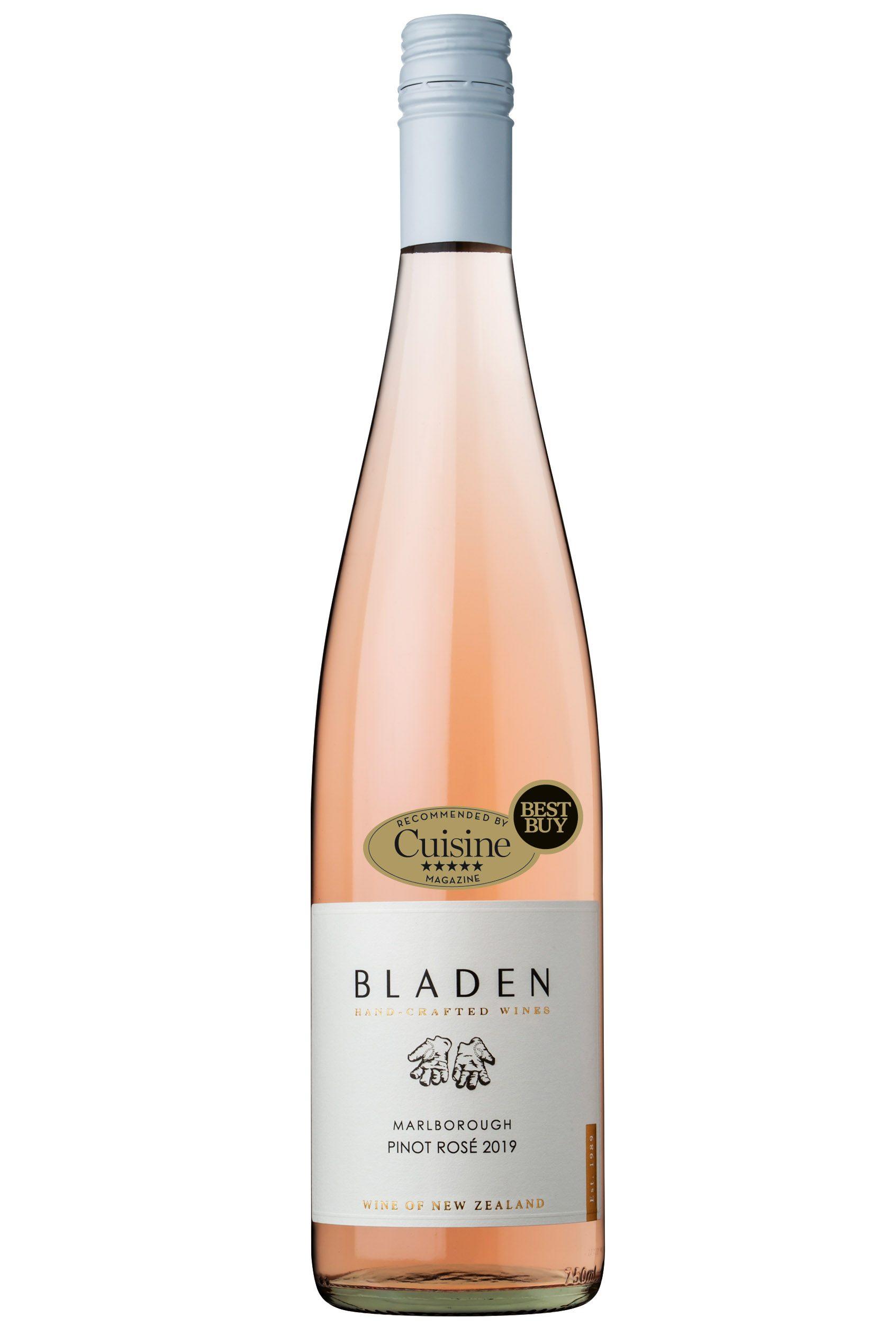 Bladen Marlborough Pinot Rosé 2019