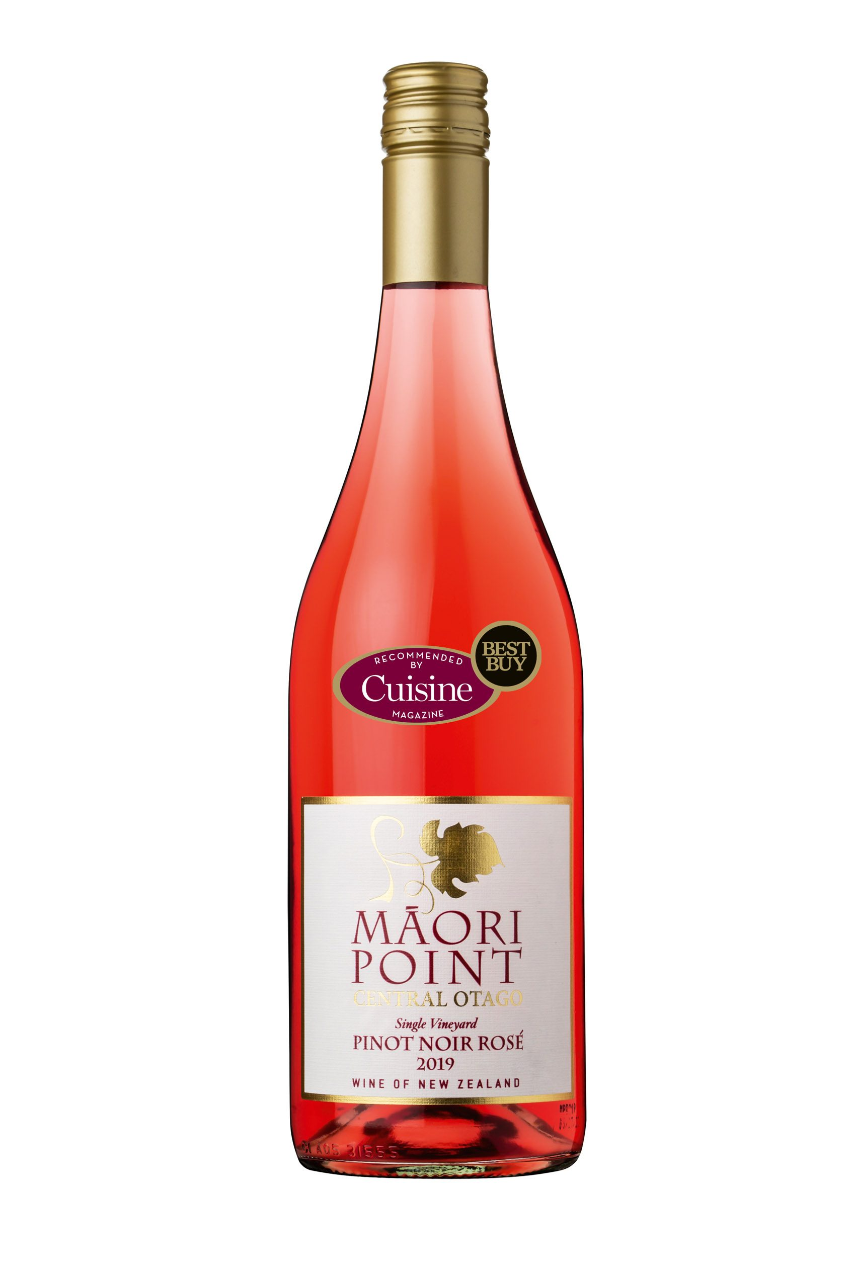 Maori Point Pinot Noir Rosé 2019 (Central Otago)
