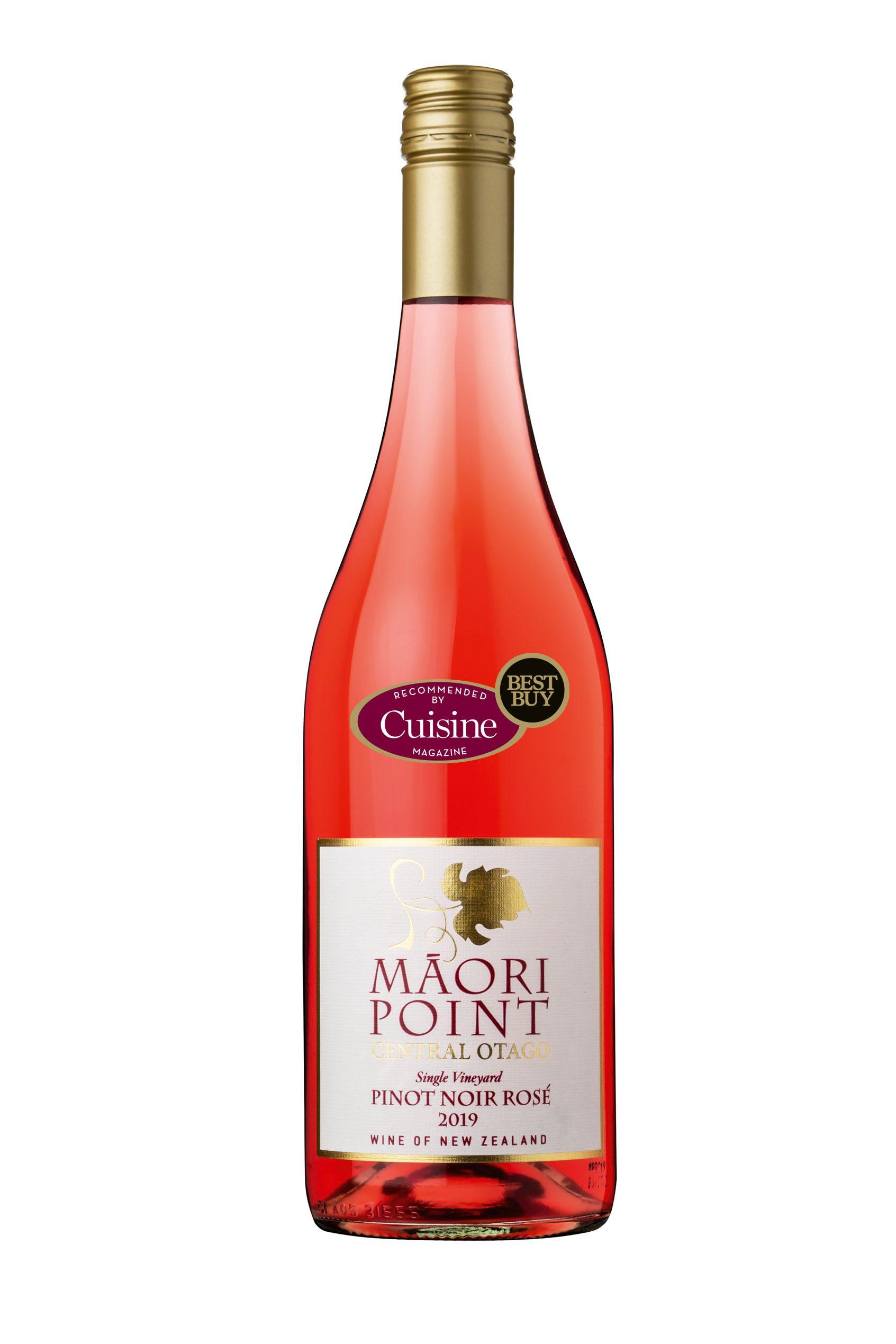 Maori Point Pinot Noir Rosé 2019 (Central Otago)