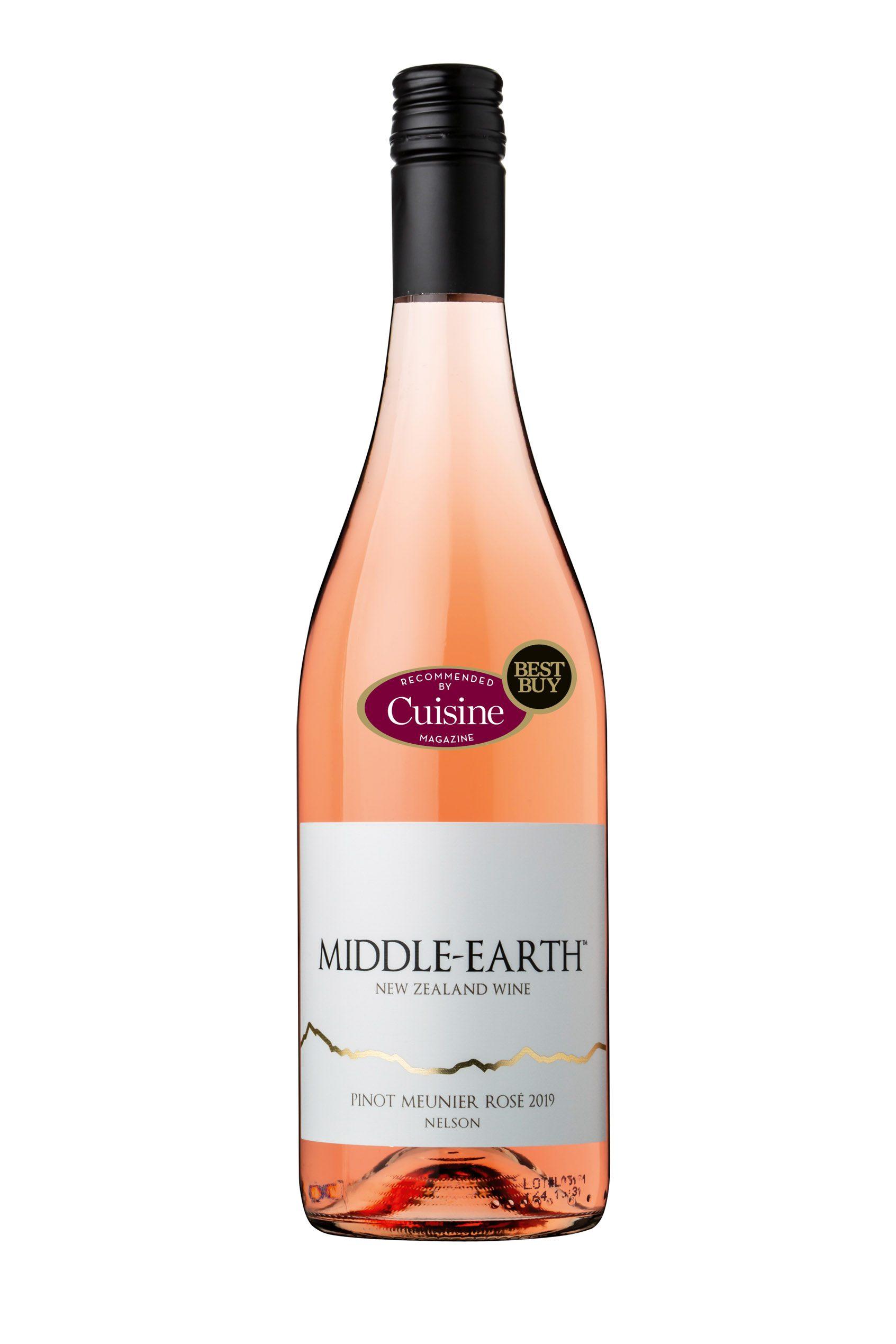 Middle Earth Pinot Meunier Rosé 2019 (Nelson)
