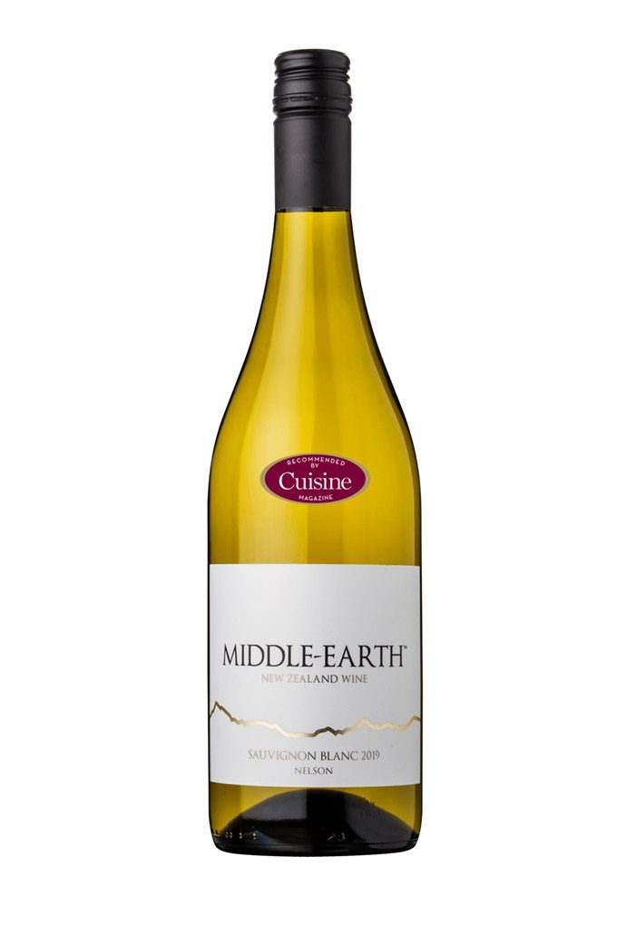 Middle Earth Sauvignon Blanc 2019 (Nelson)