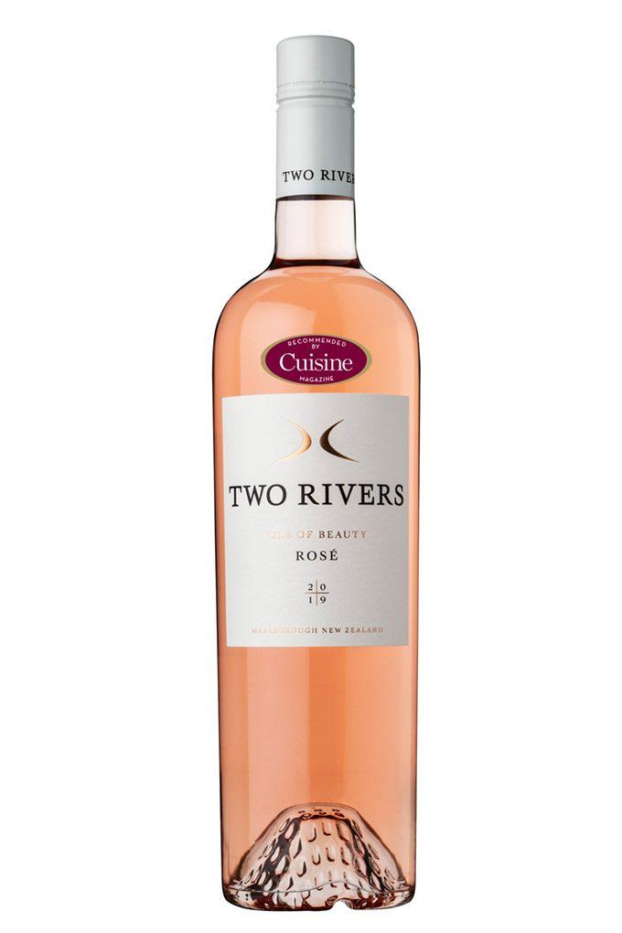Two Rivers Isle of Beauty Rosé 2019 (Marlborough)