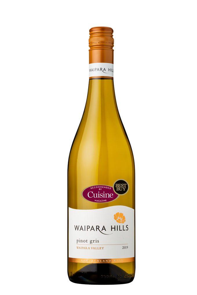 Waipara Hills Waipara Valley Pinot Gris 2019