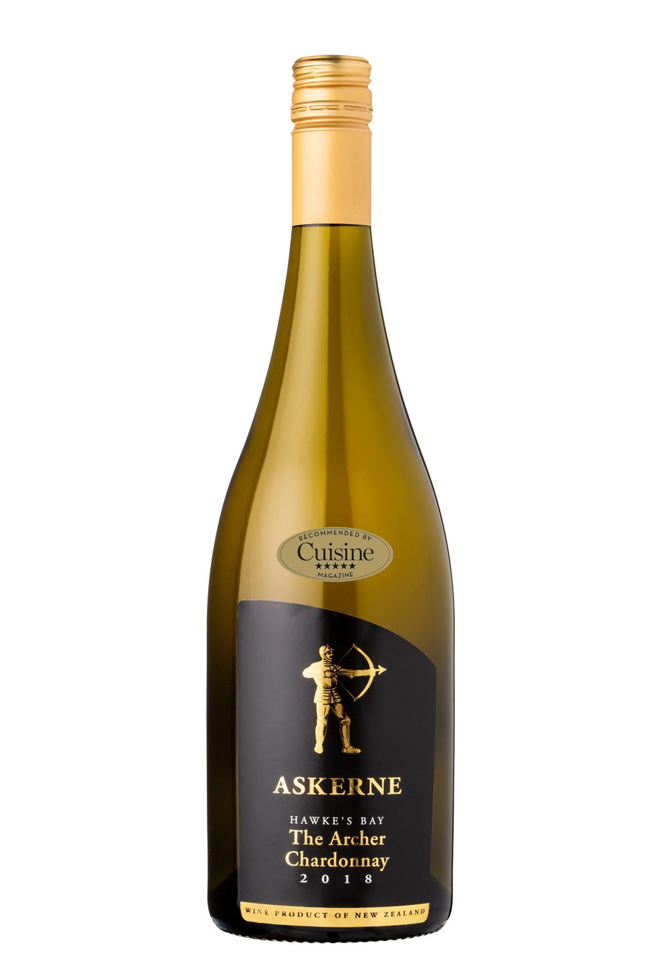 Askerne 'The Archer' Chardonnay 2018 (Hawke's Bay)