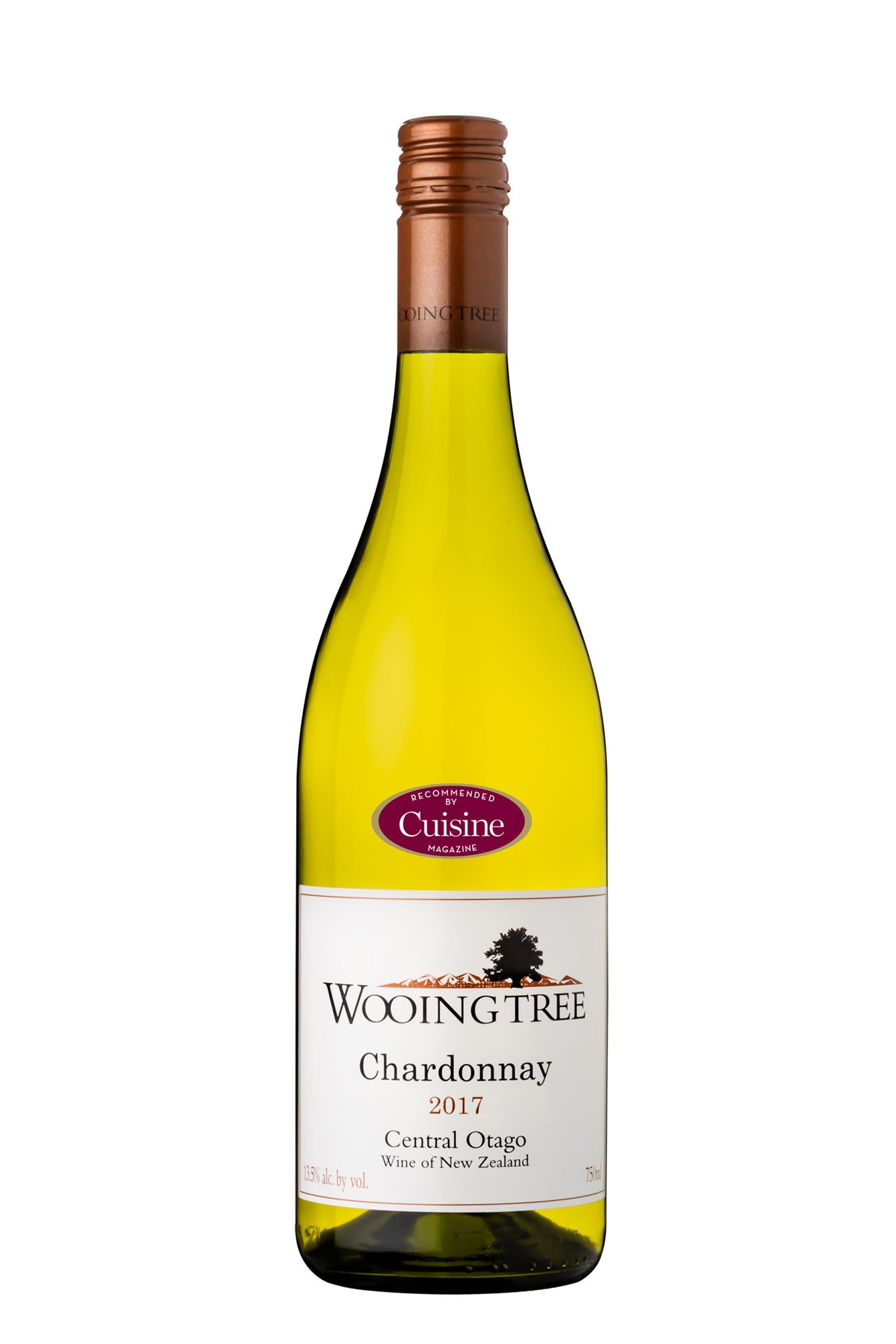 Wooing Tree Chardonnay 2017 (Central Otago)