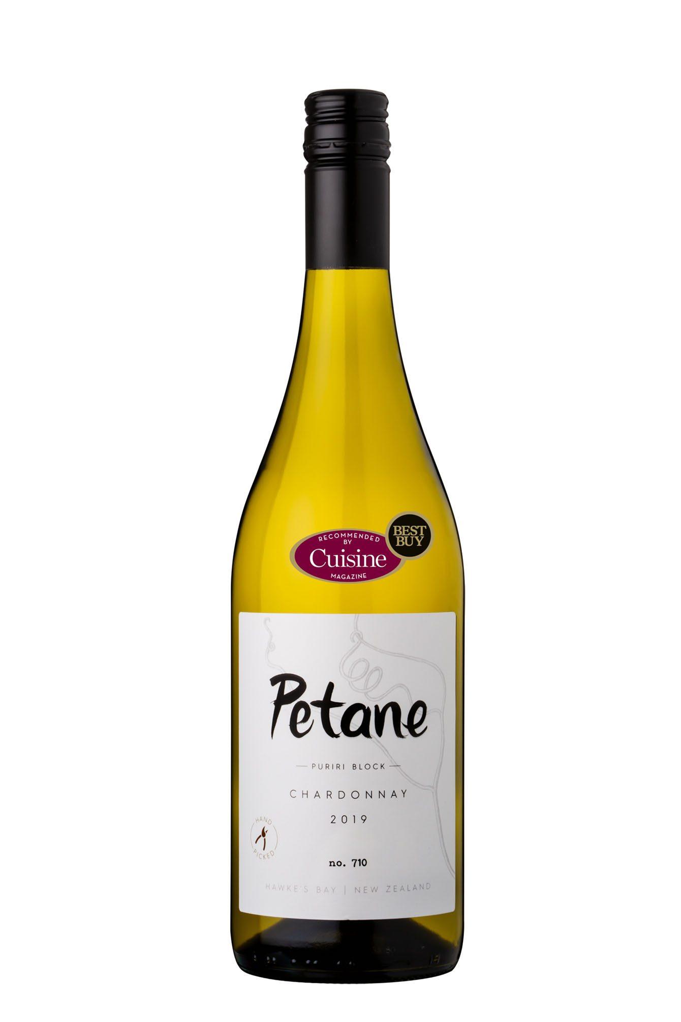 Petane 'Puriri Block' Chardonnay 2019 (Hawke's Bay)