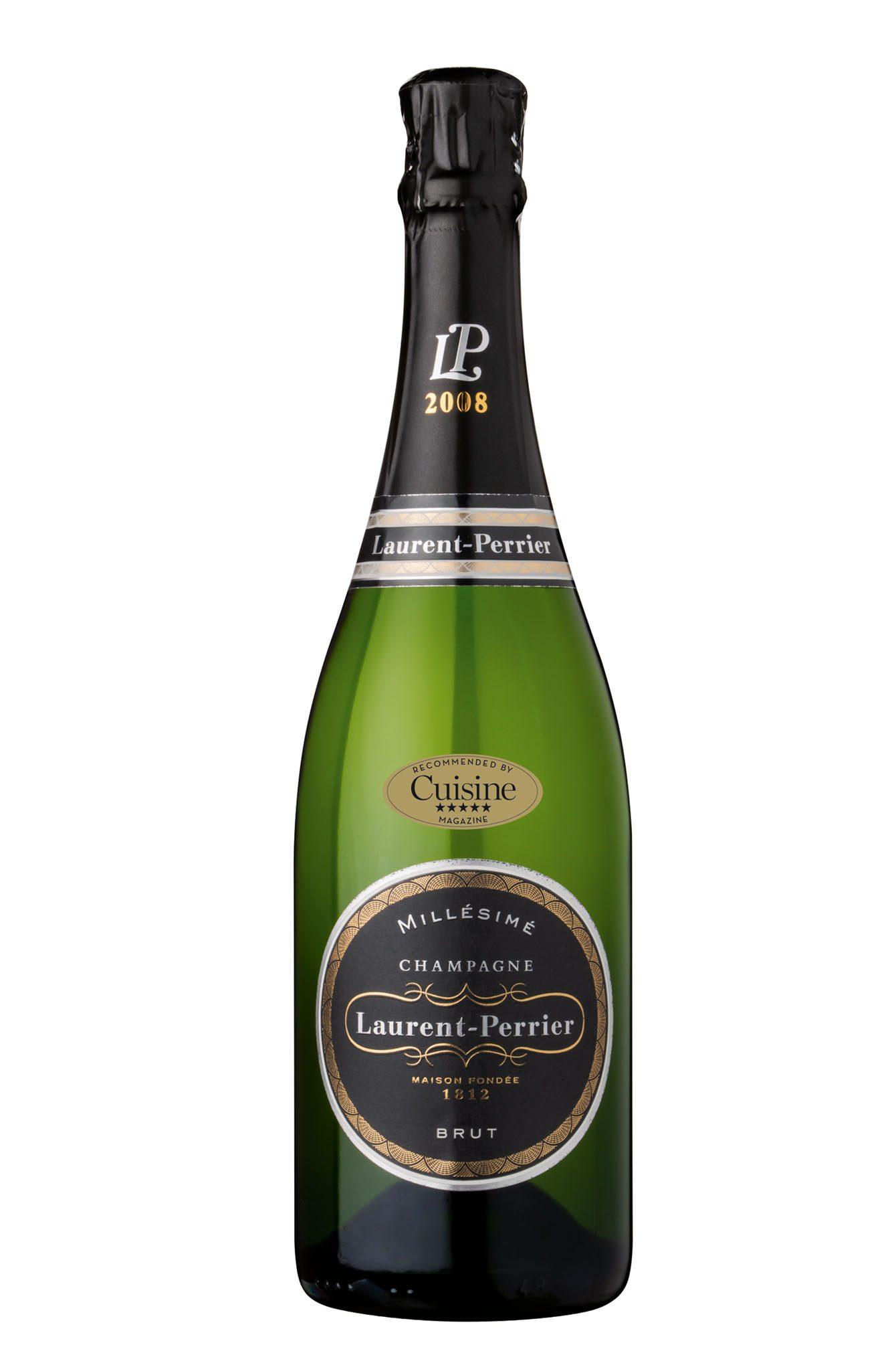 Champagne Laurent-Perrier Brut Millésimé 2008