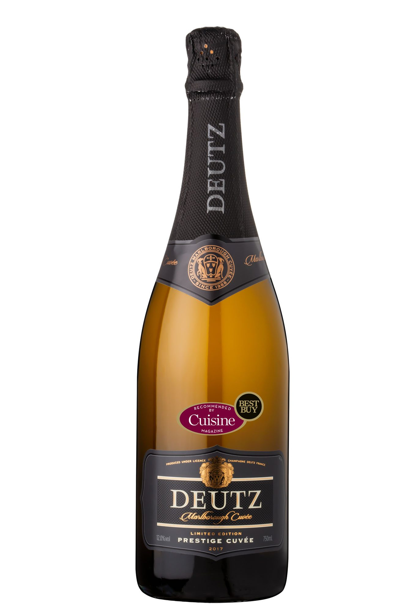 Deutz Marlborough Prestige Cuvée 2017