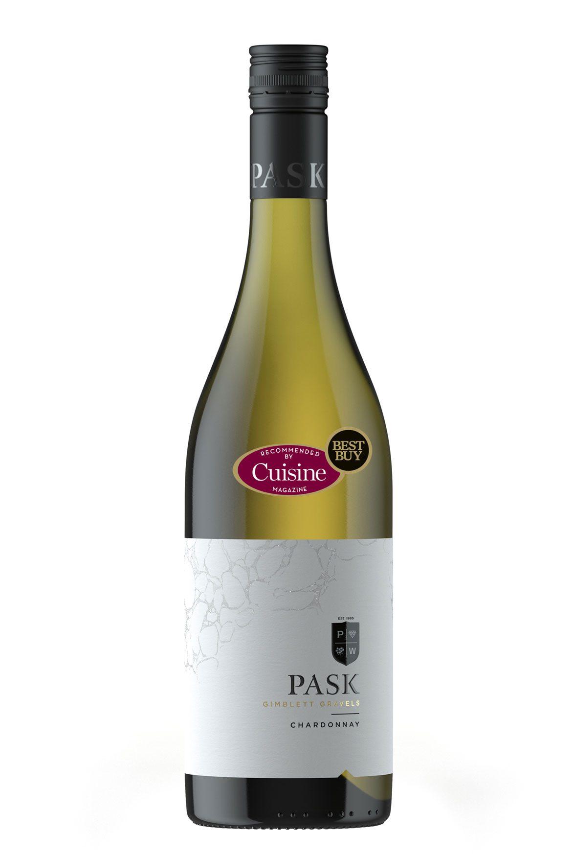 Pask Gimblett Gravels Chardonnay 2018 (Hawke's Bay)