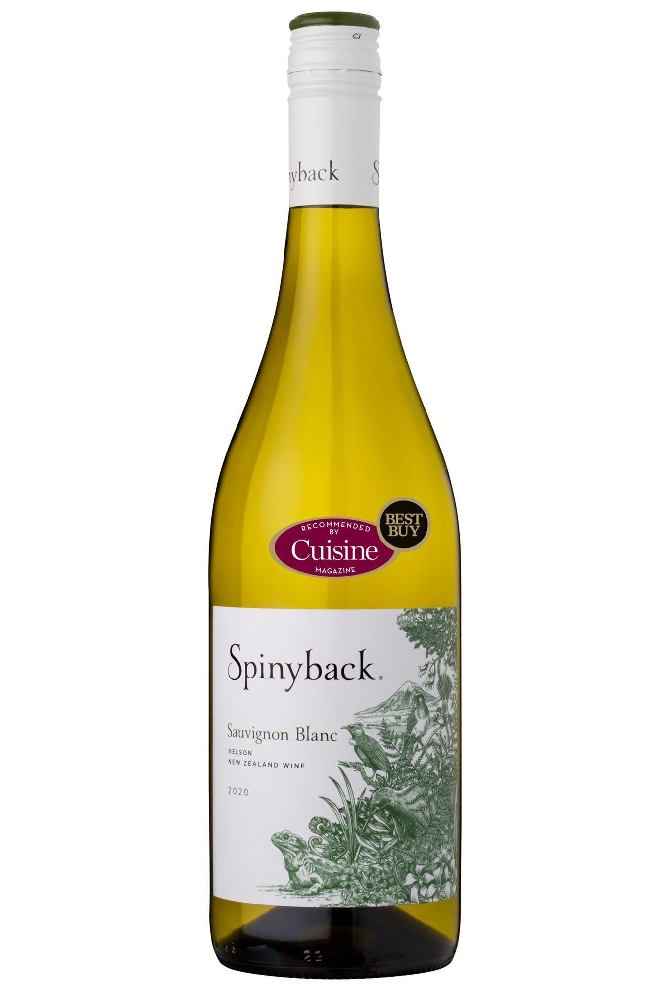 Spinyback Sauvignon Blanc 2020 (Marlborough)