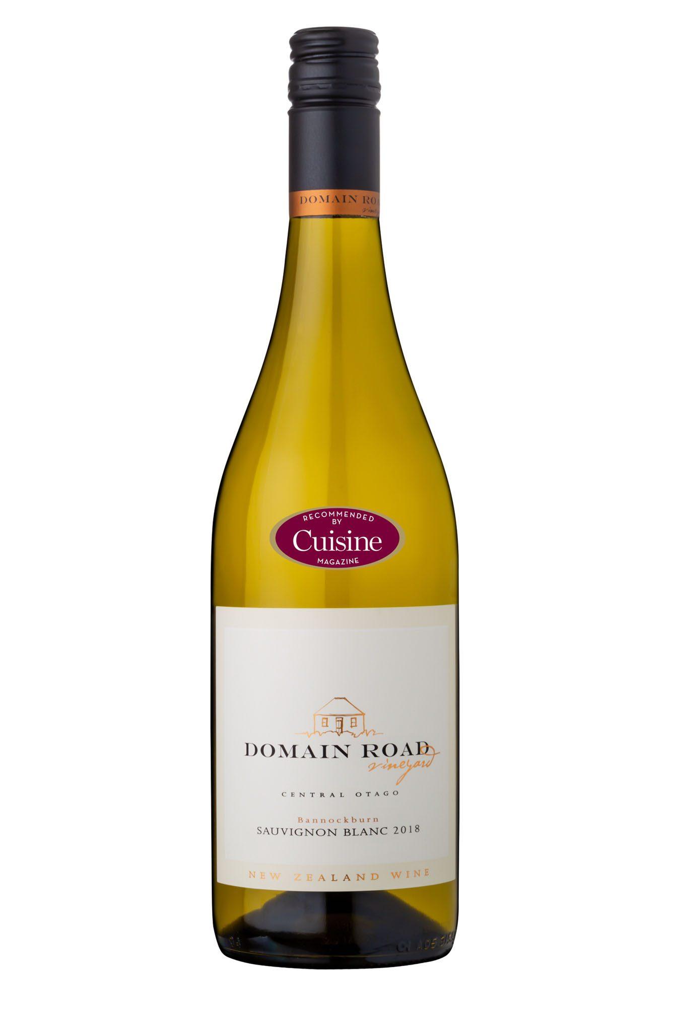 Domain Road Vineyard Sauvignon Blanc 2018 Central Otago)