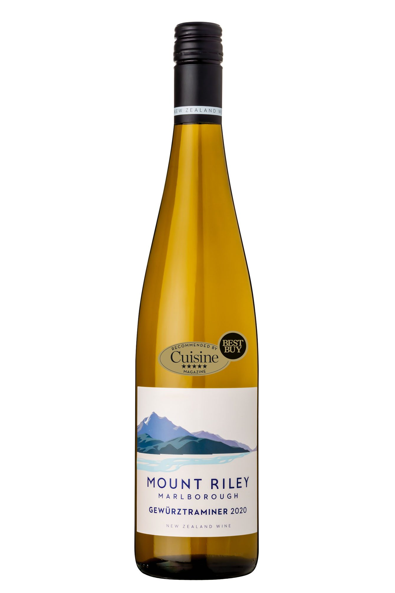 Mount Riley Gewürztraminer 2020 (Marlborough)