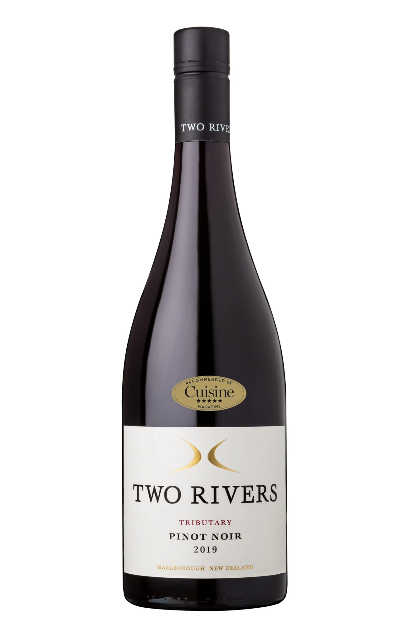 Two Rivers Tributary Pinot Noir 2019 (Marlborough)