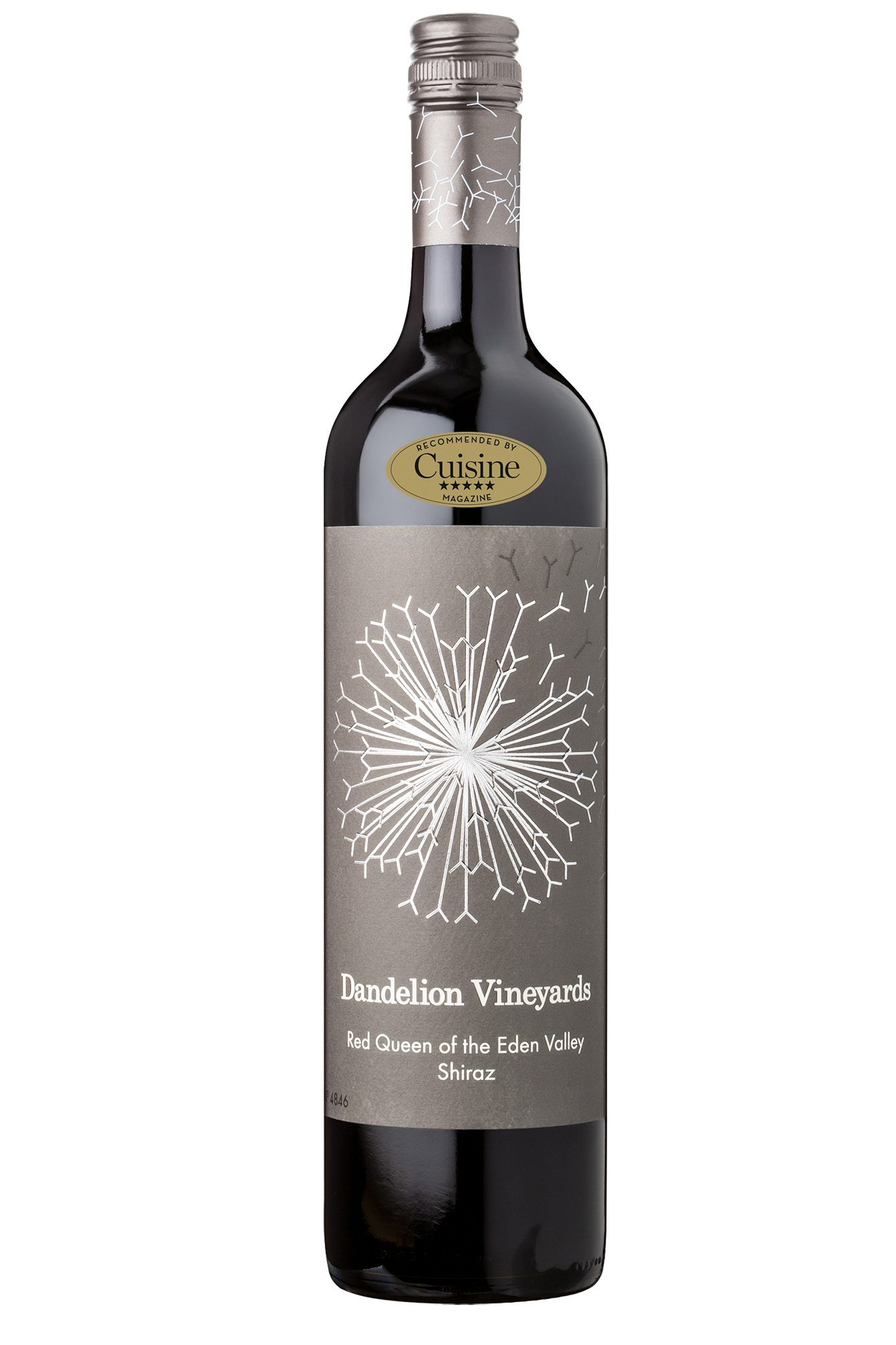 Dandelion Vineyards Red Queen of the Eden Valley Shiraz 2018
