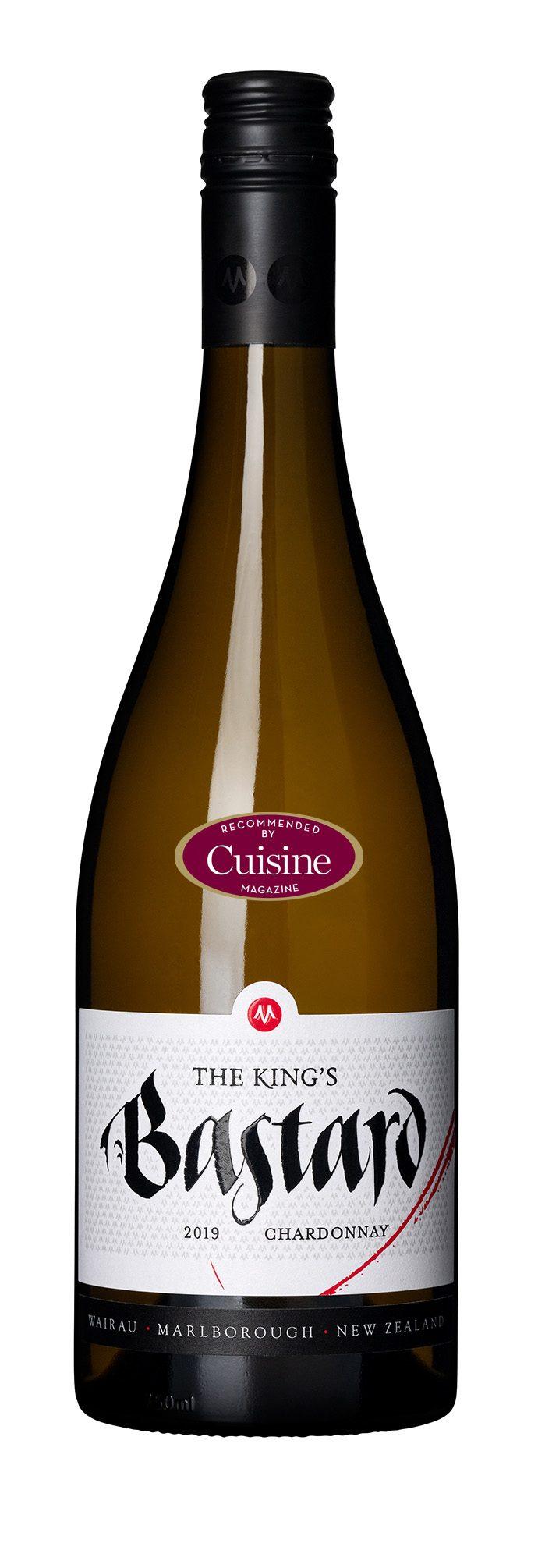Marisco The King's Bastard Chardonnay 2019 Marlborough